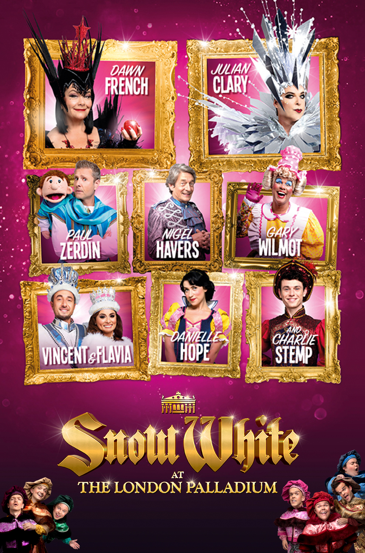 London Theatre Tickets - Snow White
