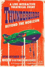 London Theatre Tickets - Thunderbirds - Beyond the Horizon
