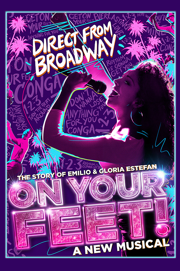 London Theatre Tickets - On Your Feet!