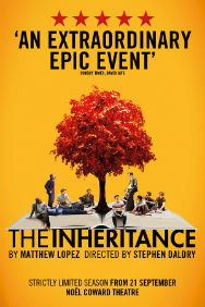 London Theatre Tickets - The Inheritance: Part 2