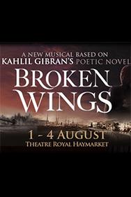 London Theatre Tickets - Broken Wings