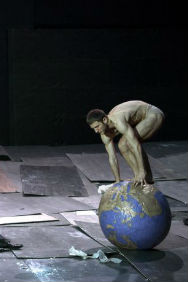 London Theatre Tickets - The Great Tamer