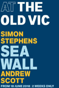 London Theatre Tickets - Sea Wall