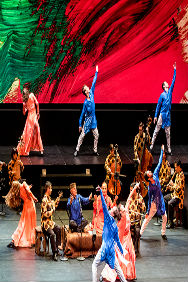 London Theatre Tickets - Mark Morris Dance Group and The Silk Road Ensemble: Layla and Majnun