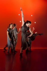 London Theatre Tickets - Gandini Juggling and Alexander Whitley - Spring