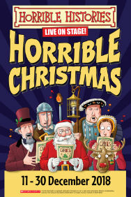 London Theatre Tickets - Horrible Christmas