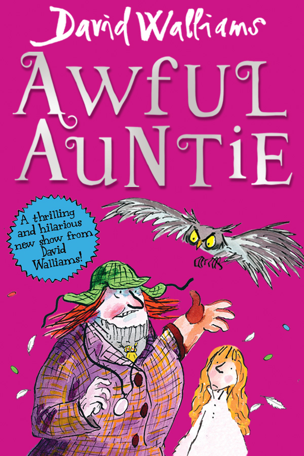 London Theatre Tickets - Awful Auntie