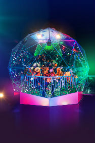 London Theatre Tickets - The Crystal Maze Live Experience - London