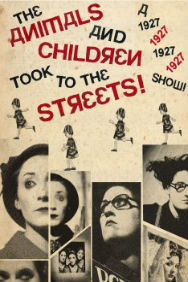 London Theatre Tickets - The Animals and Children Took to the Streets