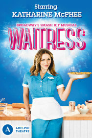 London Theatre Tickets - Waitress