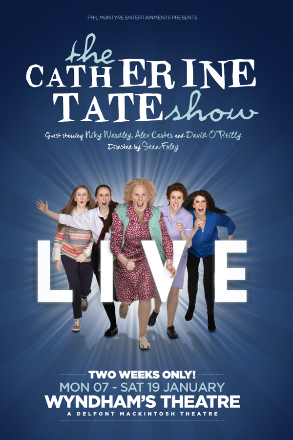 London Theatre Tickets - The Catherine Tate Show Live