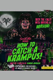 London Theatre Tickets - How to Catch a Krampus
