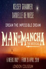 London Theatre Tickets - Man of La Mancha
