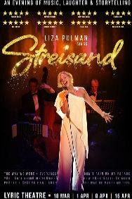 London Theatre Tickets - Liza Pulman Sings Streisand