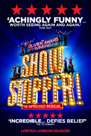 London Theatre Tickets - Showstopper! The Improvised Musical