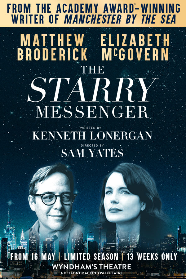 London Theatre Tickets - The Starry Messenger