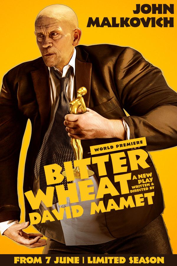 London Theatre Tickets - Bitter Wheat