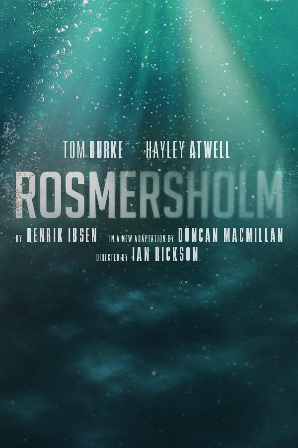London Theatre Tickets - Rosmersholm