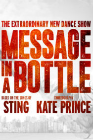London Theatre Tickets - Message in a Bottle