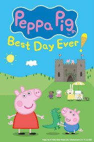 London Theatre Tickets - Peppa Pig's Best Day Ever