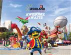 LEGOLAND® Windsor with Return Transportation