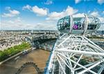 Additional Rotation in a Private Capsule on the Coca-Cola London Eye
