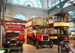 London Transport Museum, The London Eye and Hop-on Hop-off Bus Tour
