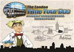 The London Time Tour Bus with Free Guide Book
