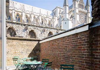 Westminster Abbey and Afternoon Tea