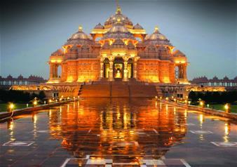 Akshardham Temple Tour (Delhi)