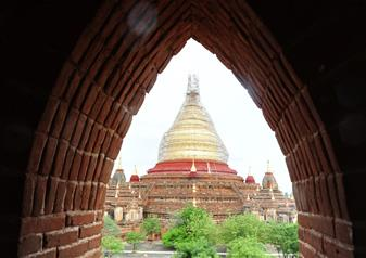Full Day City Tour of Bagan with Hotel transfers – Private Tour