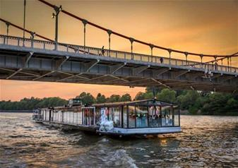 Bateaux London Premier Dinner Cruise