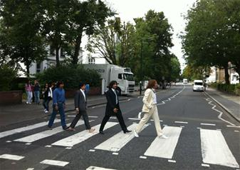 The Beatles London Walking Tour