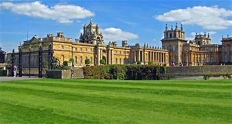 Blenheim Palace and the Cotswolds with Free Lunch Pack