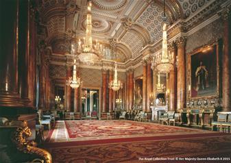 Buckingham Palace Tickets.