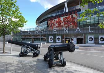 Arsenal - Emirates Stadium Tour