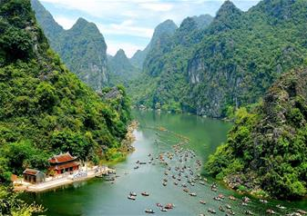 Day Tour of Bai Dinh and Trang An Eco with Hotel Transfers