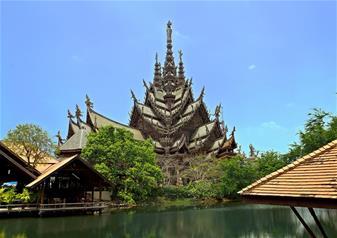Explore the Major Landmarks of Bangkok on Guided City Tour including Hotel Transfers