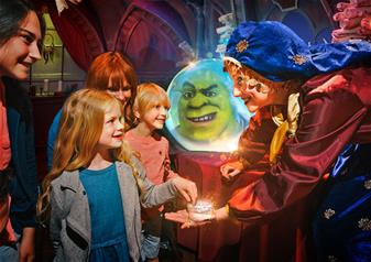 DreamWorks Tours Shrek's Adventure London Ticket (Same day)