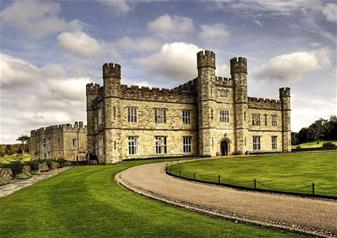 Entry to Leeds Castle