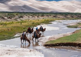 Erdene Zuu Monastery Tour in Karakorum (Kharkhorin) – 2 Nights and 3 Days package tour