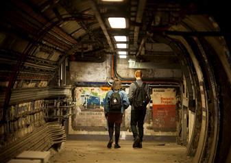 Hidden London - Euston: The Lost Tunnels