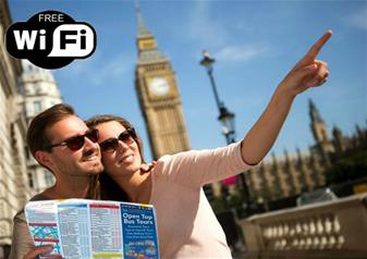 Hop On Hop Off London Bus Tour - 24hrs Ticket (+ Extra 24hrs Free) & Westminster Abbey