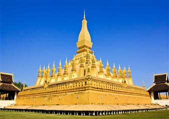 Full Day Tour of Luang Prabang with Pak Ou Caves & Mekong Boat Cruise – Private Tour