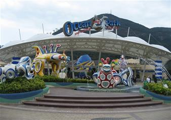 Full Day Trip to Hong Kong Ocean Park including Hotel Transfers Service