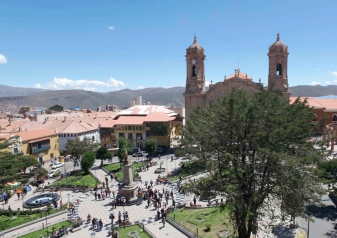 Guided Walking Tour of Potosi in Bolivia
