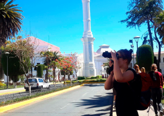 Guided Walking Tour of Sucre in Bolivia