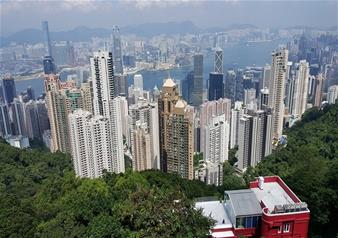 Half Day Guided Tour of Hong Kong Island with Peak Tram Ride