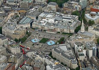 Helicopter Flight Over London (20 Minutes)