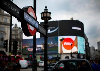 Hidden London - Piccadilly Circus: The Heart of London